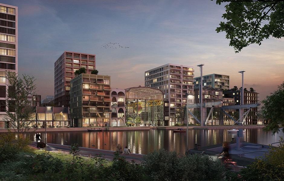 Oostenburg Amsterdam nieuwbouw Eefje Voogd makelaardij